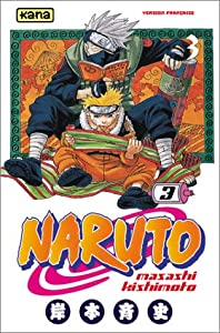 Naruto Edition simple Tome 3