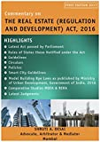 Commentary on The Real Estate (Regulation and Development) Act, 2016