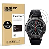 iVoler [Pack de 4] Verre Trempé pour Samsung Galaxy Watch 46mm / Samsung Gear S3...