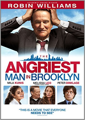 The Angriest Man in Brooklyn [DVD] by Mila Kunis Robin Williams