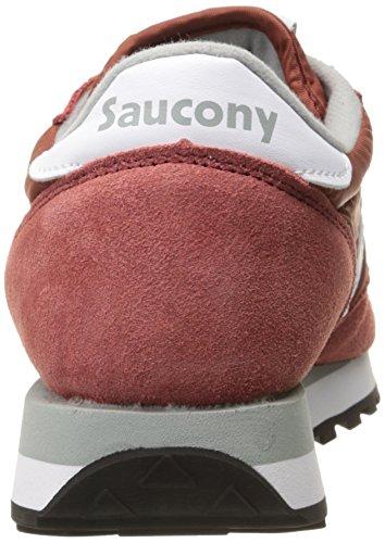 Saucony Jazz Original herren, wildleder, sneaker low Rot