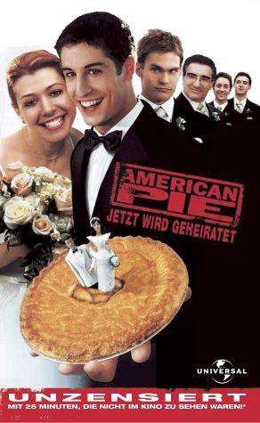 Universal/Polygram American Pie - Jetzt wird geheiratet [VHS]