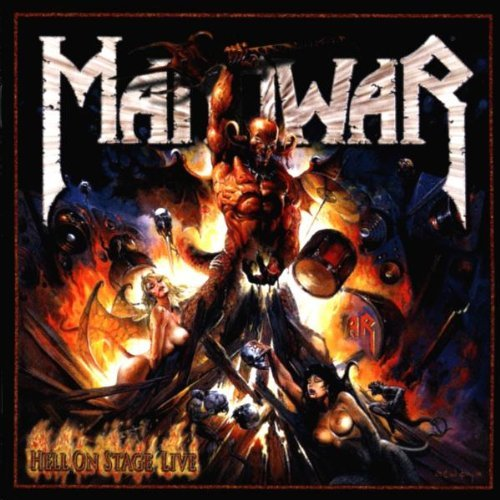 Hell on Stage Live by Manowar (1999-02-01)