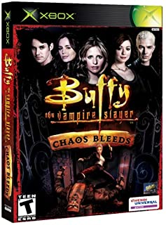 Buffy The Vampire Slayer: Chaos Bleeds (Xbox) (B00009LW6P) | Amazon price tracker / tracking, Amazon price history charts, Amazon price watches, Amazon price drop alerts