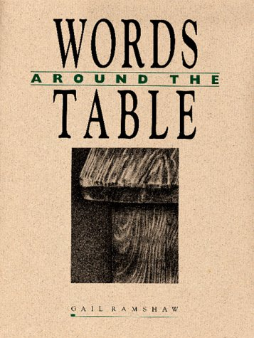 Words Around The Table Euchari