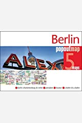 Berlin PopOut Map (PopOut Maps) Map