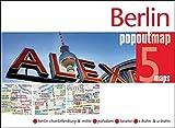 Berlin PopOut Map, 5 maps: Berlin Charlottenburg & Mitte, Potsdam, Locator, S-Bahn & U-bahn (Popout Maps)