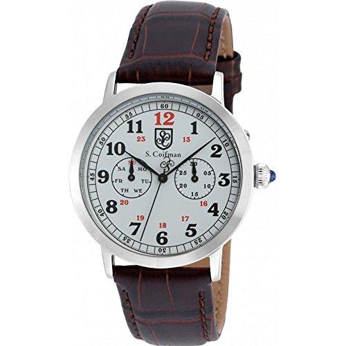 S. Coifman Man Quartz Watch sc036242.0mm
