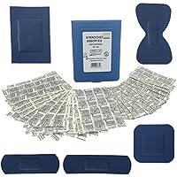 Steroplast sterochef Premium Dünn Blau Catering Köche Küche steril Hypoallergen First Aid 100verschiedene Pflaster... preisvergleich bei billige-tabletten.eu