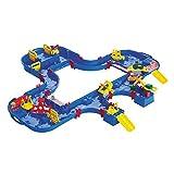 """Aquaplay 8700001544 - Wasserbahn Set """"Mega Set"""", 38-teilig"""
