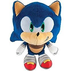 TOMY Sonic Boom headplush Sonic