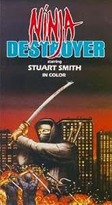 Ninja Destroyer [VHS]