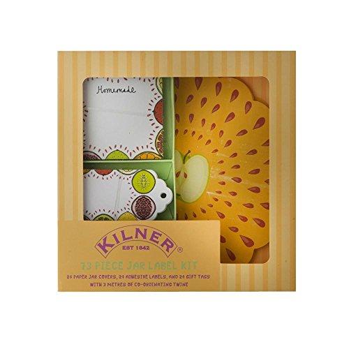 Kilner 73Set etichetta Frutti di bosco