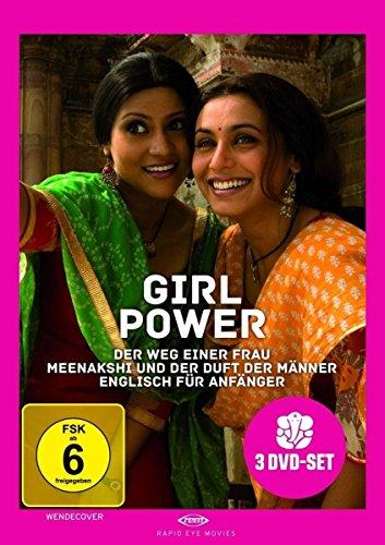 Girl Power [3 DVDs]