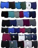20 Boxershorts Pants Unterhose Mikrofaser XL 7