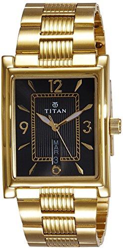 Titan 90024YM08  Analog Watch For Unisex