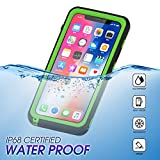 IPhoneXS Waterproof Case Can Be Touch Screen Operated Normal Call Amphibious Cover Dust Proof Snow Proof Drop For Iphone 8P/8/6sp/6s/6P/6/x/7P/7 Samsung Galaxy S8 Plus/S8/