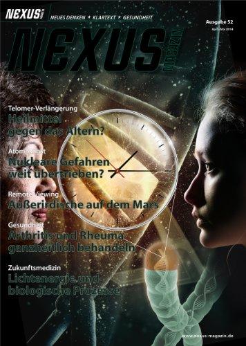 Nexus Magazin: Ausgabe 52, April-Mai 2014