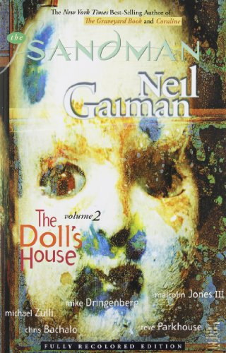 Preisvergleich Produktbild The Sandman Vol. 2: The Doll's House (New Edition)