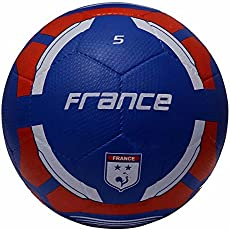 Vector X France Rubber Moulded Football, Size 5
