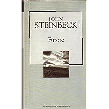 L- FURORE - STEINBECK - BIBLIOTECA REPUBBLICA N.35 --- 2002 - CS - ZCS77