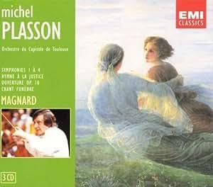 Magnard: Symphony 1 - 4