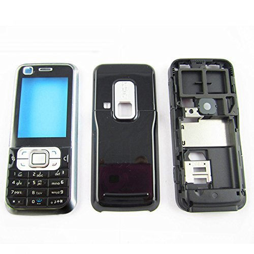 Ne o Victory Replacement Full Body Housing Back, Body Panel For Nokia 6120 Classic- (MULTI-COLOUR)  available at amazon for Rs.364