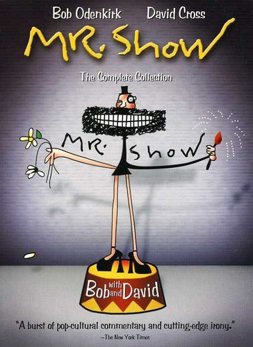 Mr. Show with Bob and David - The Complete Collection