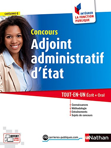 Concours Adjoint administratif d'tat