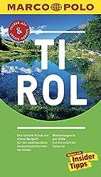 MARCO POLO Reiseführer Tirol: Reisen mit Insider-Tipps. Inkl. kostenloser Touren-App und Event&News
