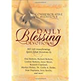 Daily Blessing Devotional: 365 Life-Transforming, Spirit-Filled Devotions by Oral Roberts (2004-12-31)