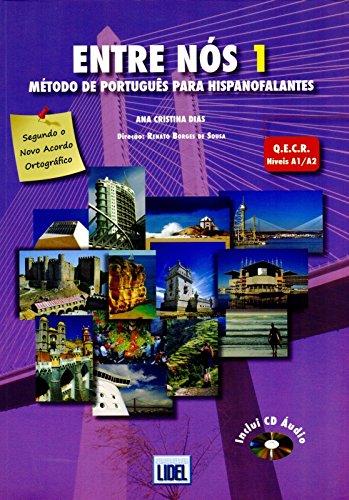 Entre Nos 1. Livro (+CD) por Ana Cristina Diaz