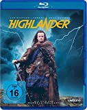 DVD Cover 'Highlander [Blu-ray]