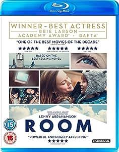 Room [Blu-ray] [2016]