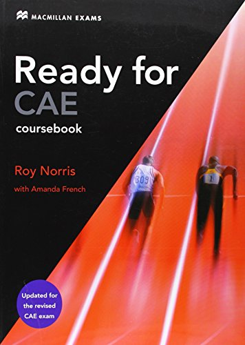 READY FOR CAE Sb -Key 2008: Student's Book - Key