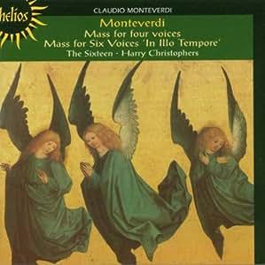 Monteverdi: Masses