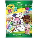 Crayola - Cuaderno para colorear Doctora Juguetes (CY75.2292)