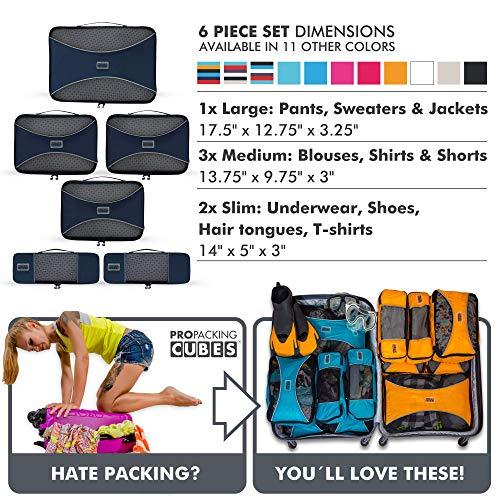 Pro Packing Cubes Packwürfel - 7