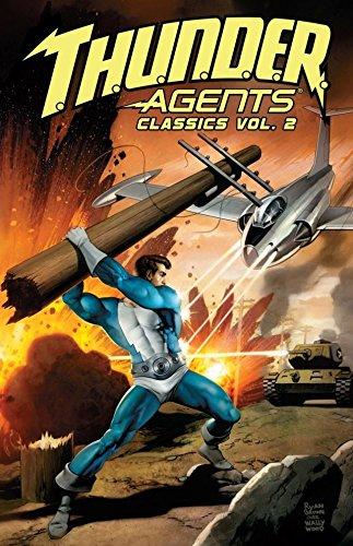T.H.U.N.D.E.R. Agents Classics Vol. 2 (English Edition)