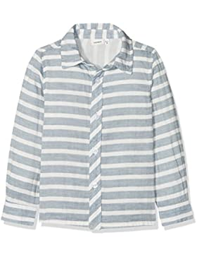 NAME IT Nmmgalasse LS Shirt, Blusa para Niños