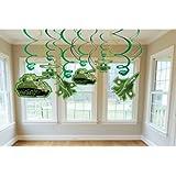 Amscan International Camouflage Decorative Swirl Decorations