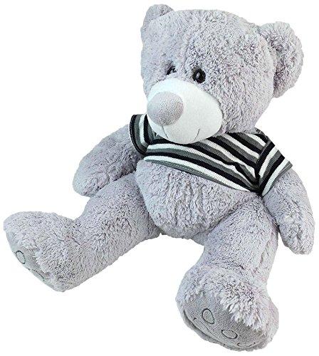 Happy People 58228 - Teddy con maglione maglia, 40 cm