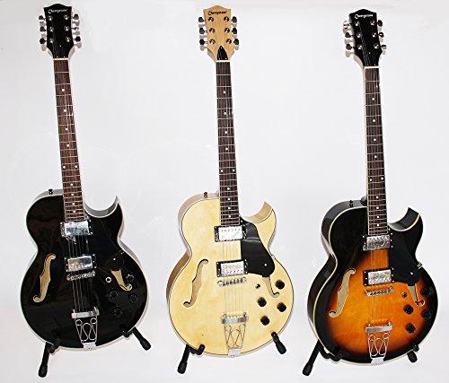 Cherrystone - Chitarra elettrica Jazz GSH disponibile in 3 diversi colori