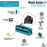 outdoorer Wash Butler S, Kleiner Kulturbeutel zum Aufhängen - 2