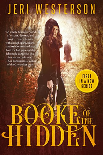 Booke of the Hidden by [Westerson, Jeri]