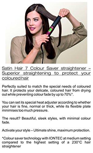 Braun Satin Hair 7 Colour ST750 Haarglätter - 6