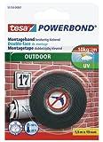 tesa® doppelseitiges Montageband Powerbond für Außen, 1,5m