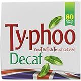 Typhoo Decaf Teabags 250 g (Pack of 6, Total 480 Teabags)