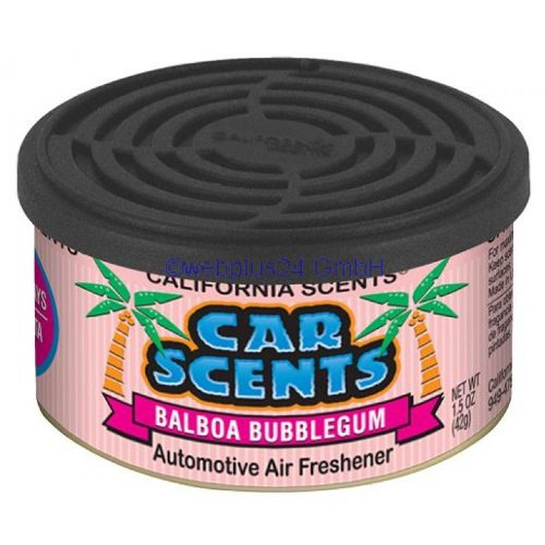 Car Scents Balboa Bubble Gum