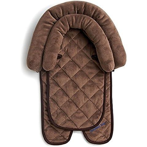 Sunshine Kids® Bebé infantil 2en 1Suave Cabeza Cuello Cojín de apoyo almohada para viaje, asiento de coche, cochecito, cochecito de bebé y carrito de bebé